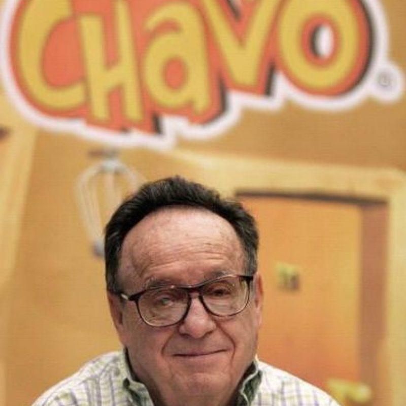 Fue hijo de la secretaria bilingüe Elsa Bolaños Cacho y del pintor, dibujante e ilustrador Francisco Gómez Linares Foto:Twitter @ChespiritoRGB