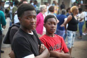 Ferguson, Estados Unidos Foto:Getty Images