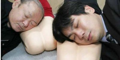 Estas almohadas Foto:Oddee