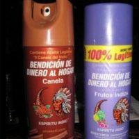 Estas pociones mágicas en spray Foto:Colombianadas