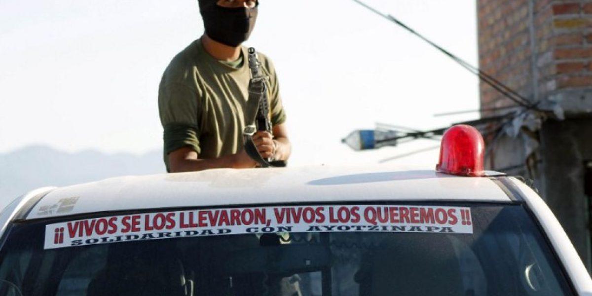 México: PGR identifica restos de uno de los 43 estudiantes desaparecidos