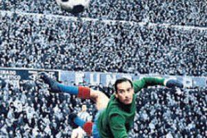 Edgardo Madinabeytia (Atlético de Madrid, 1958-1967) es séptimo Foto:Twitter