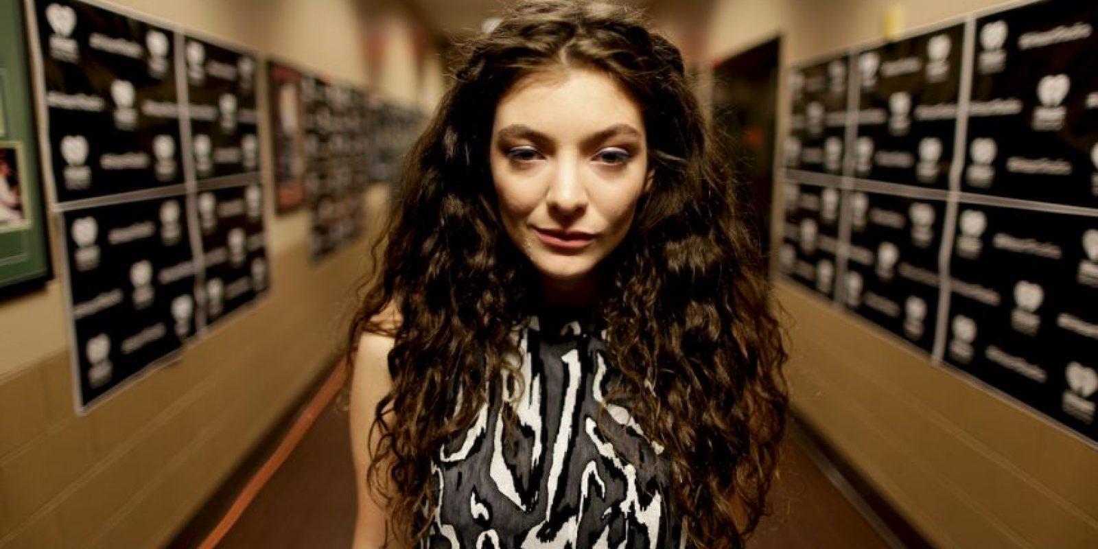 Asimismo, recibió tres nominaciones a los premios Grammy de 2014 Foto:Getty Images