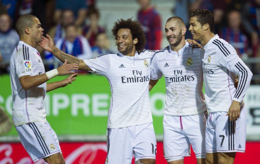 Con un triunfo, los merengues se convertirán en el club español con más victorias seguidas Foto:Getty
