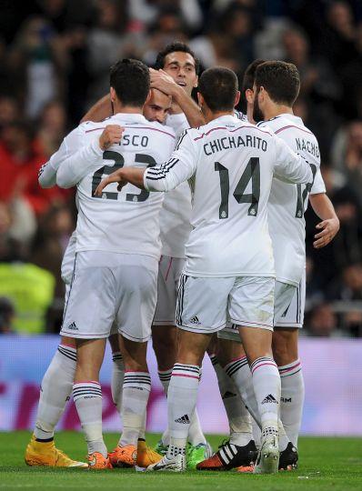 Marchan como líderes del sector B de la Champions League Foto:Getty