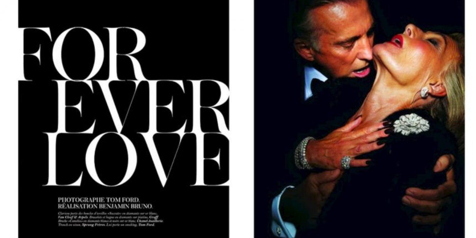 No, moda. Editorial de Vogue Francia. Foto:Vogue Francia