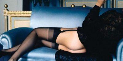 No, moda. De nuevo, Helmut Newton para Vogue. Foto:Helmut Newton/Vogue