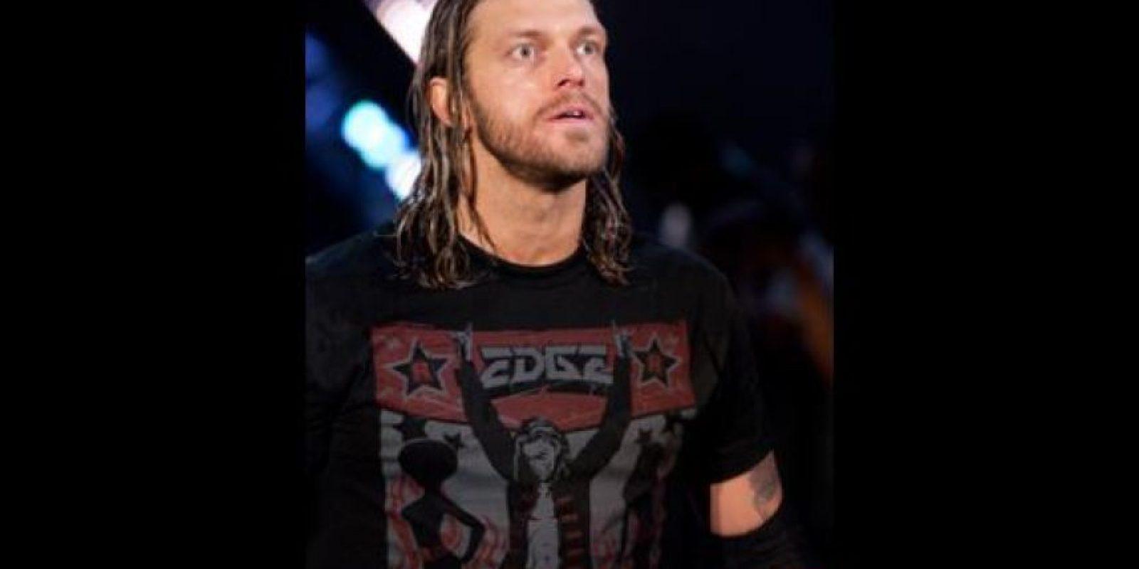 Edge Foto:WWE