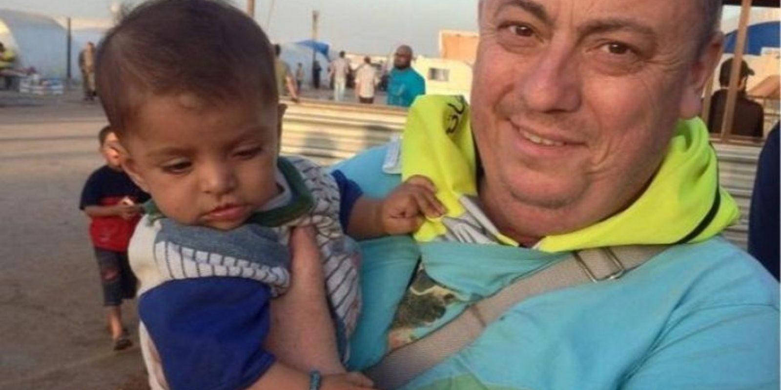 Alan Henning, trabajador humanitario Foto:AFP