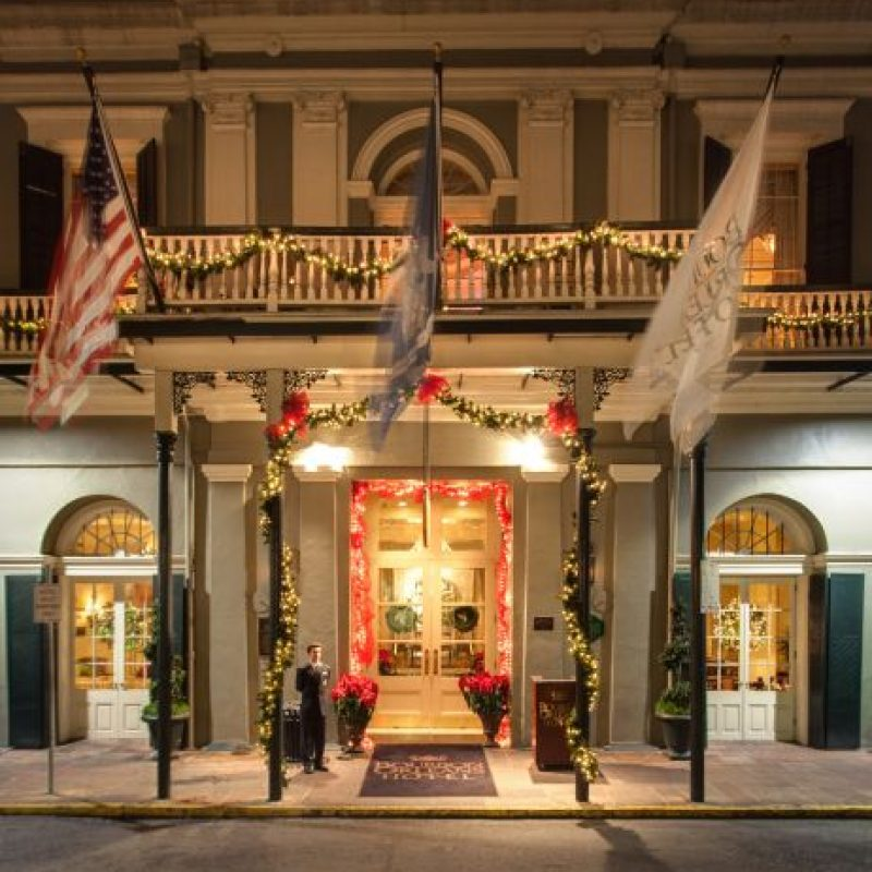 Bourbon Orleans Hotel Foto:Bourbon Orleans Hotel