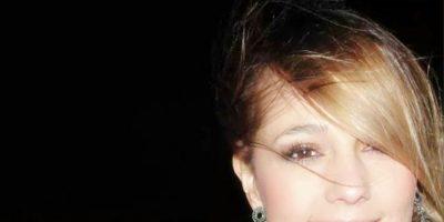 Milena López celebró con una selfie la llegada de diciembre. Foto:Instagram