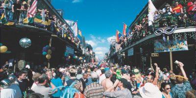 7) Mardi Gras Foto:NewOrleansOnline.com