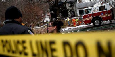 8 de diciembre- Un pequeño avión se estrelló en Maryland, Estados Unidos. Este cayó en una zona residencia. De acuerdo a BBC, las tres personas que viajaban en el avión fallecieron. Foto:Getty