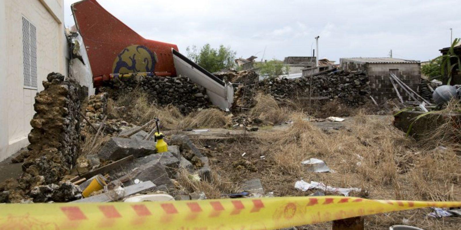 23 de julio- Un avión de TransAsia Airways se estrelló en la costa de Taiwan. Según reportó el portal Pulzo, 48 personas que iban en el vuelo GE222 fallecieron y 10 lograron sobrevivir al accidente. Foto:Getty