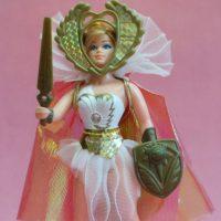 La muñeca de She-Ra Foto:Chezzburguer