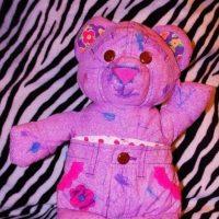 Este oso que se podía transformar. Foto:eBay