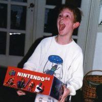 El Nintendo 64 Foto:College Humor