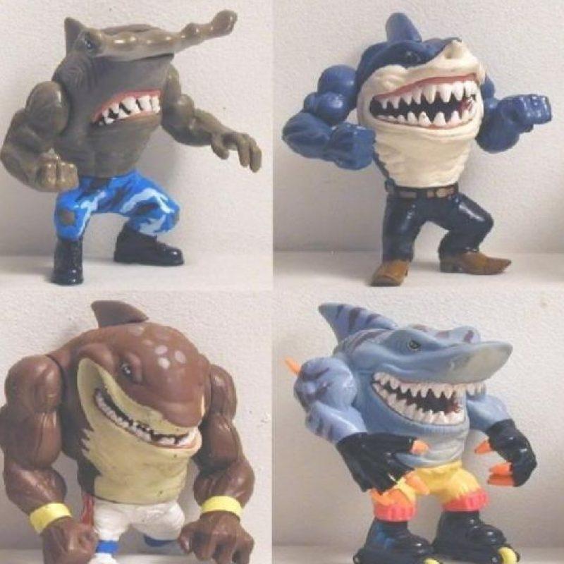 Este tiburón Foto:eBay