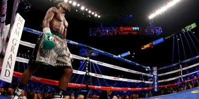 El estadounidense indicó que el 2 de mayo del próximo año pelearía con Pacman Foto:Getty
