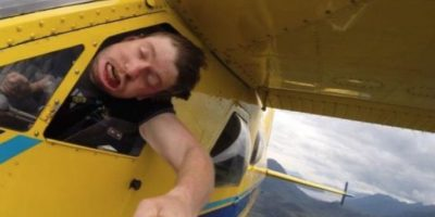 El aviador. Foto:EpicFail