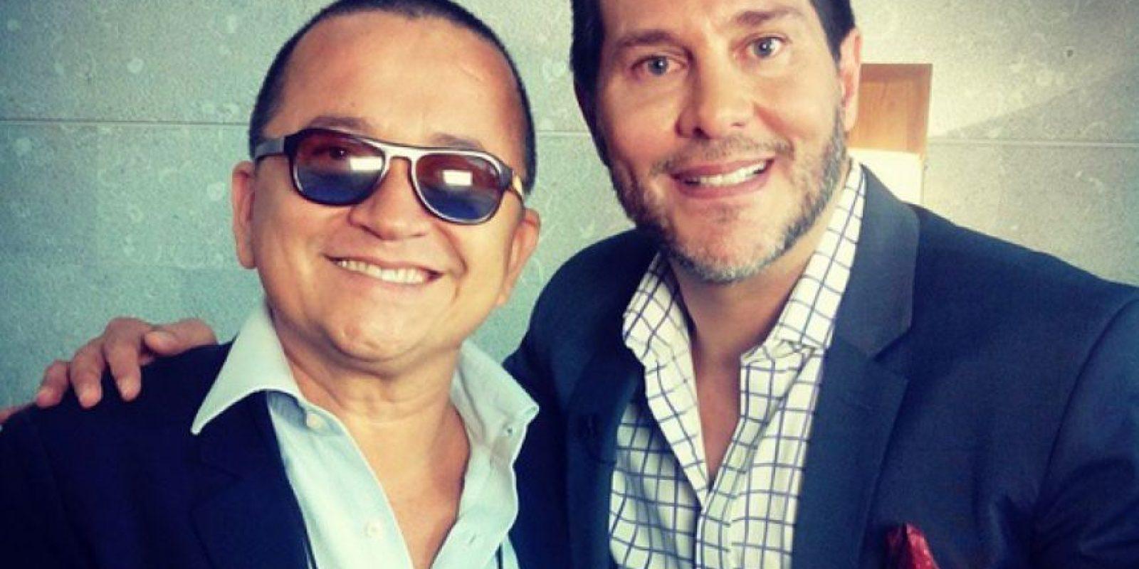 Marcelo Cezán tiene su fanaticada, pero no alcanzó el éxito. Foto:Foto tomada del instagram de Marcelo Cezán @marcelocezan