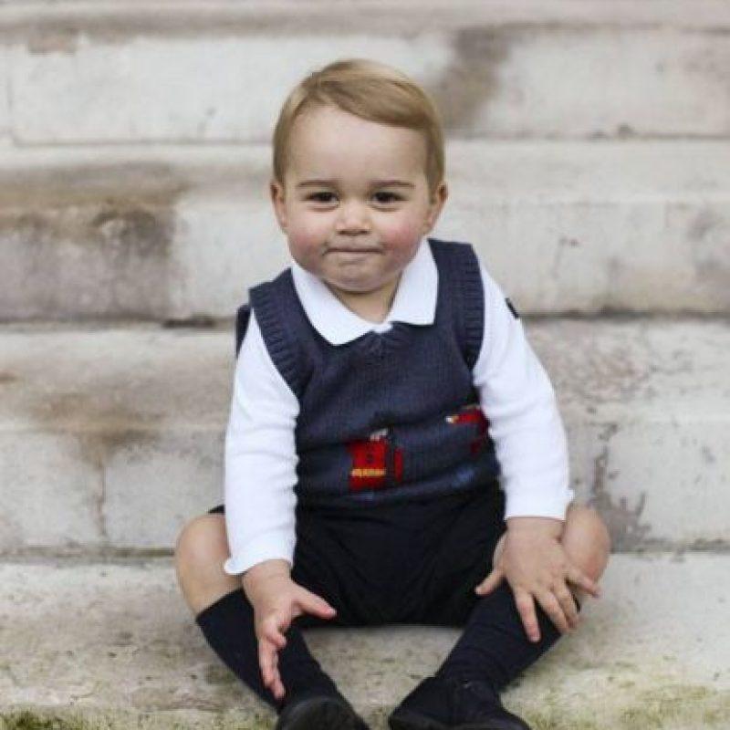 Príncipe George Foto:Facebook The British Monarchy