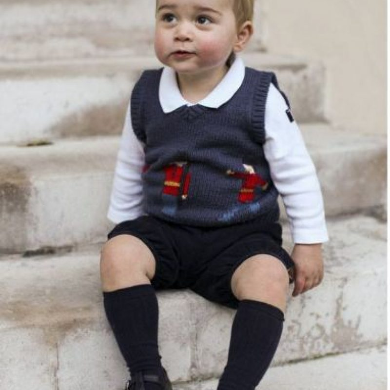 Su vestuario es todo un éxico Foto:Facebook The British Monarchy