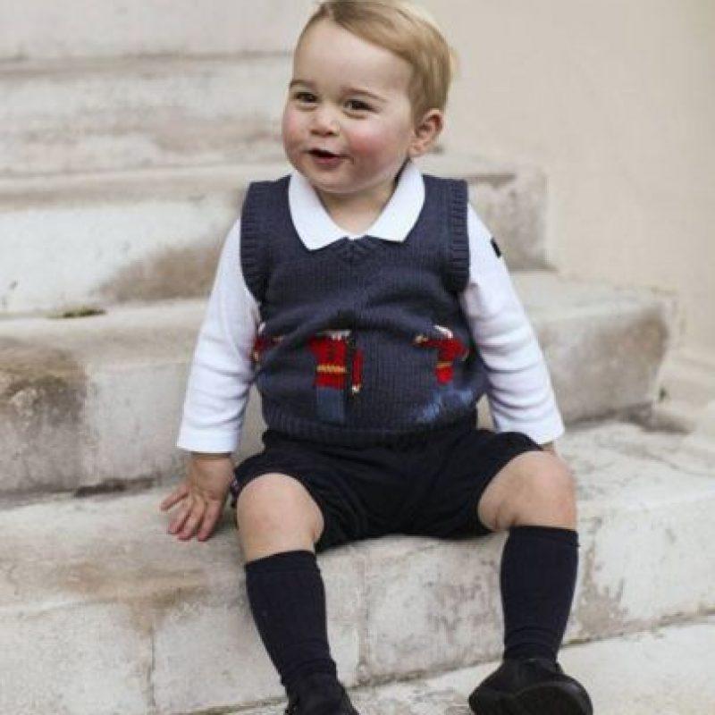 Celebran la Navidad Foto:Facebook The British Monarchy