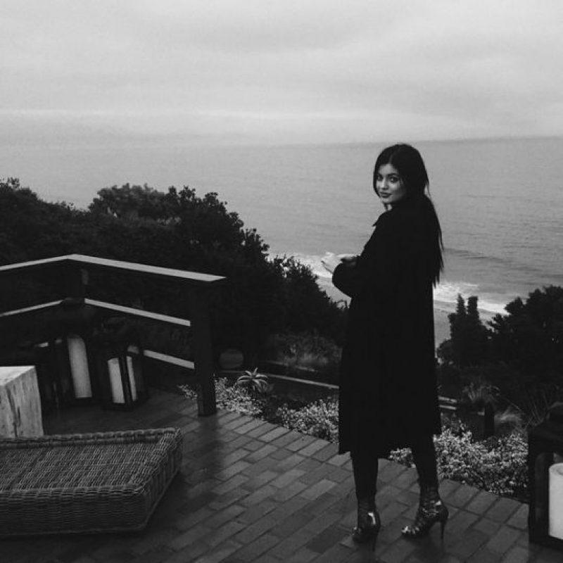 Nació el 10 de agosto de 1997 Foto:Instagram Kylie Jenner