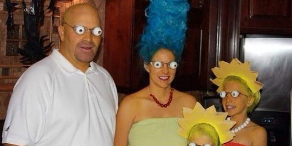 ¿Buenos o más bien flojos estos cosplay de Los Simpsons?