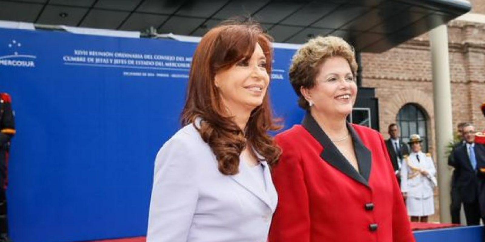 Foto:Twitter @DilmaBR