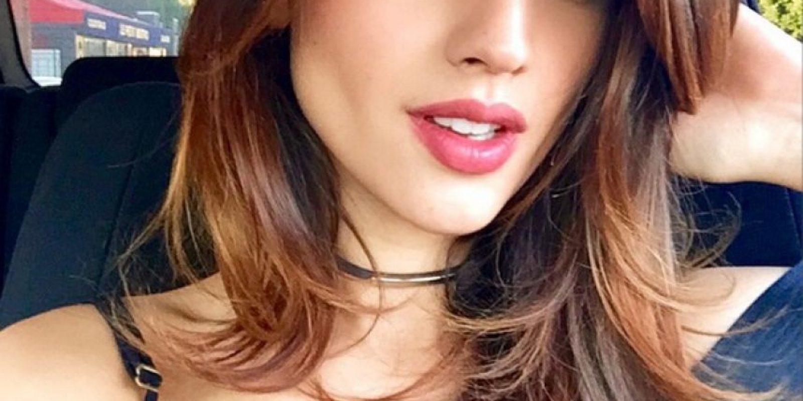 """, Eiza se dio a conocer en los Estados Unidos al interpretar a Santanico Pandemonium en la serie """"From Dusk Till Dawn"""" Foto:Instagram Eiza Gonzalez"""