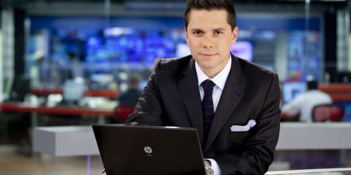 Luis Carlos Vélez renuncia a su cargo de director de Noticias Caracol