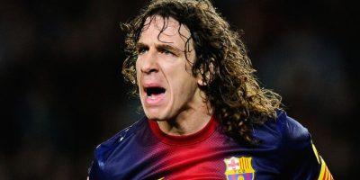Carles Puyol Foto:Getty Images