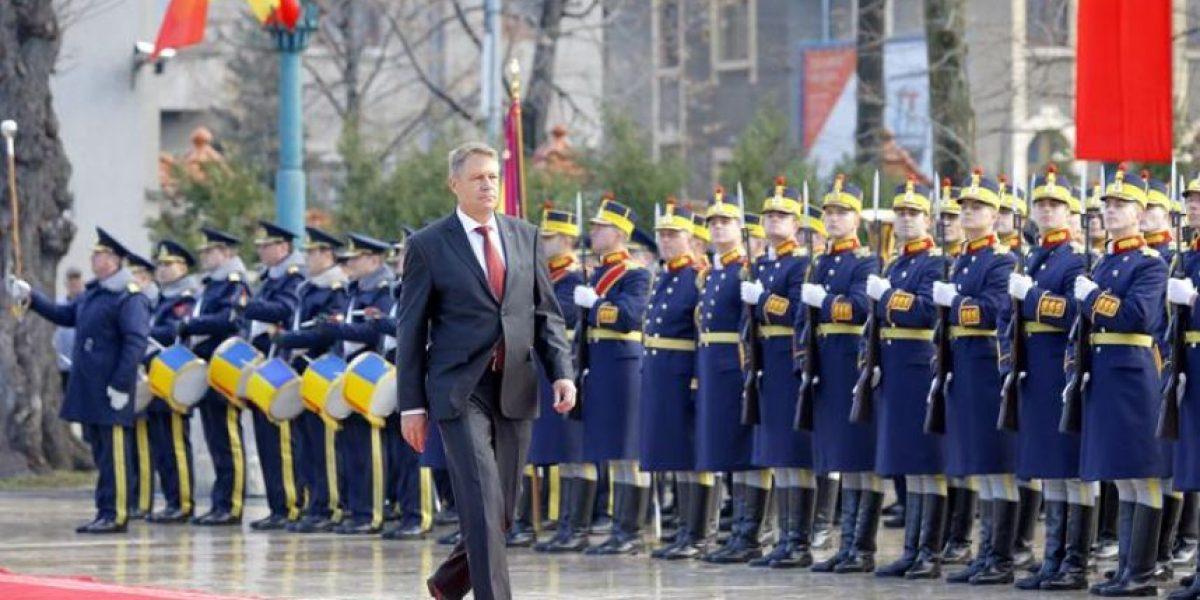 Klaus Iohannis apuesta por una nueva imagen de Rumanía durante su presidencia