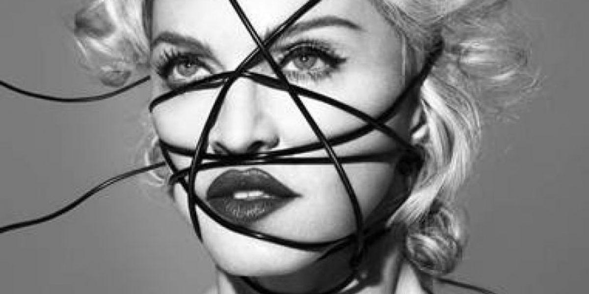 Madonna estrenó su nuevo sencillo