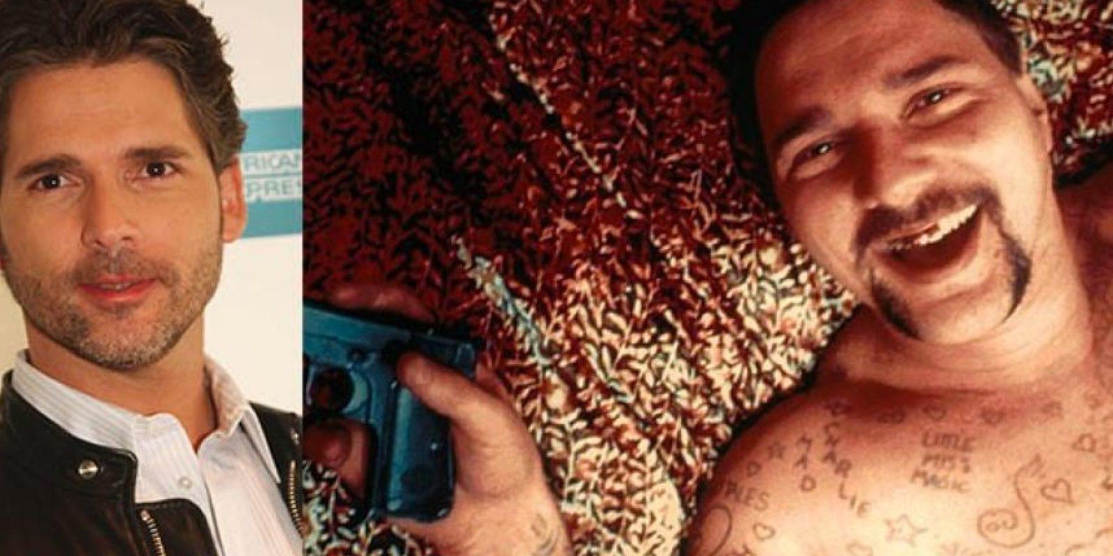Eric Ban, el sexi actor actor de Troya, luce irreconocible en la película 'Chopper'.