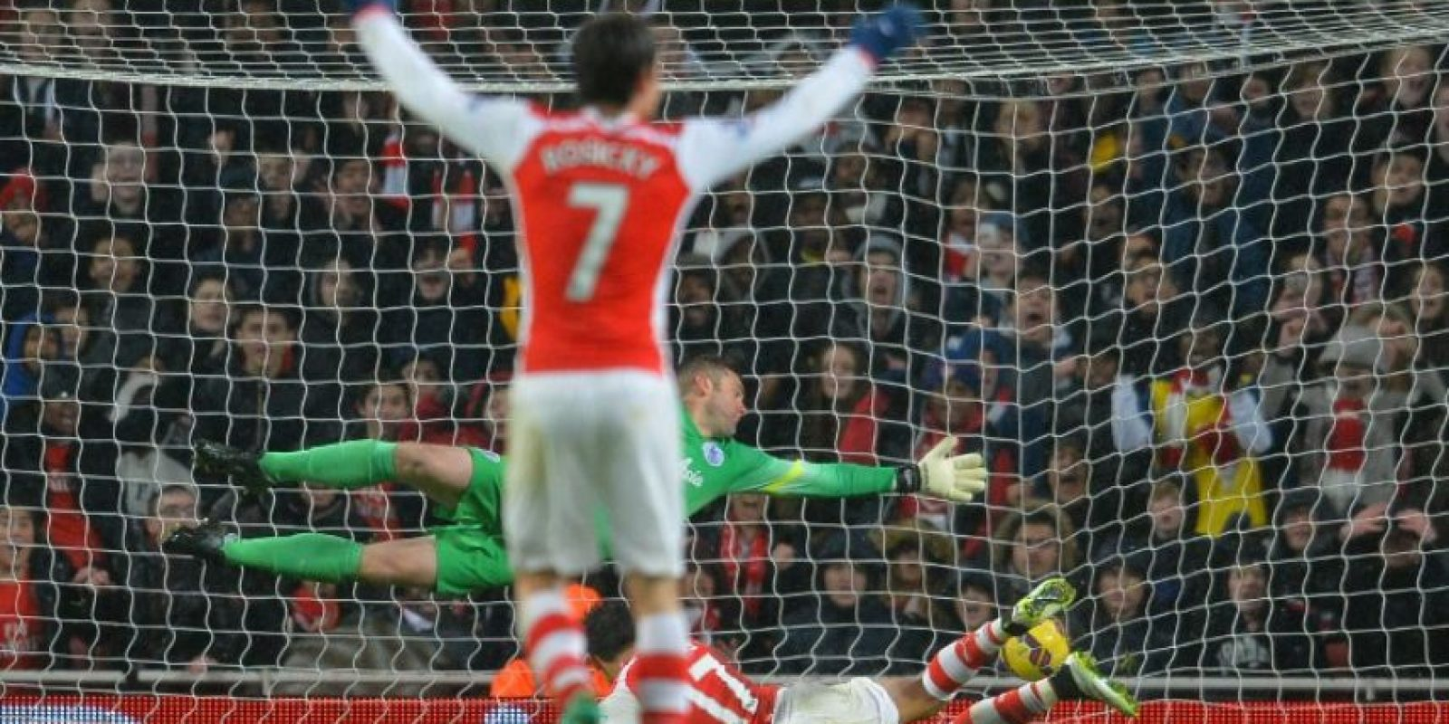 10. Arsenal Foto: AFP