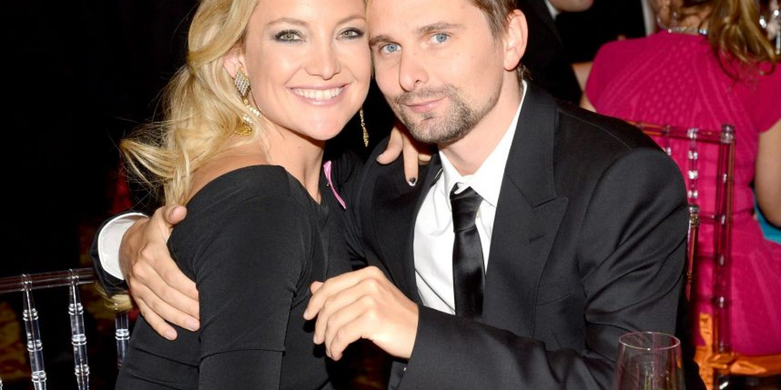 Kate Hudson y Matt Bellamy