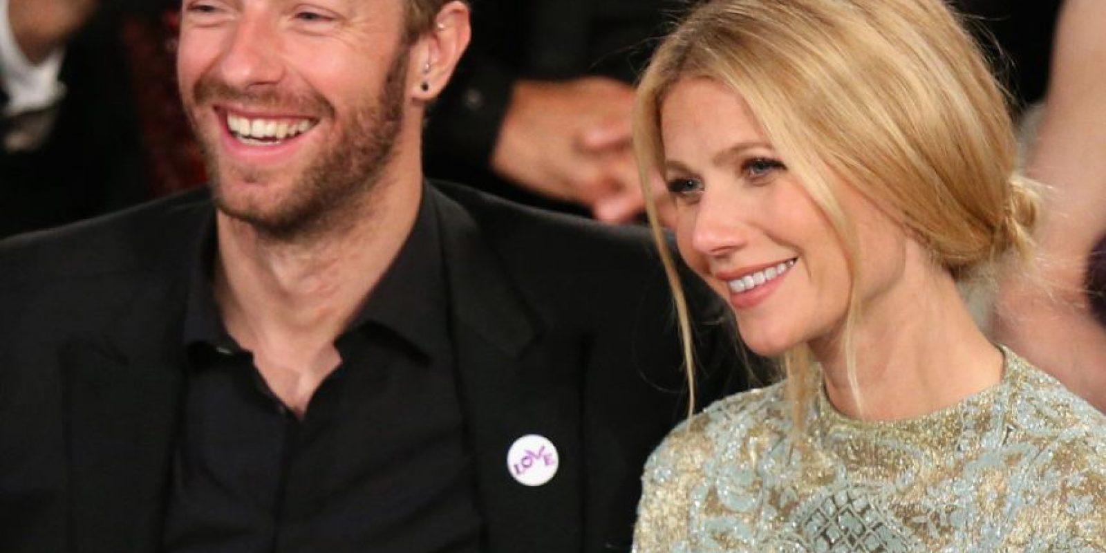 Chris Martin y Gwyneth Paltrow