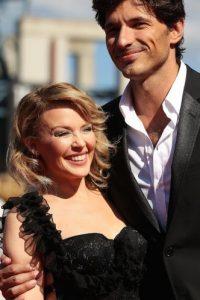 La cantante tuvo una relación de cinco años con el modelo español Andrés Velencoso, este hombre tiene diez años menos que Kylie. Foto:Getty Images