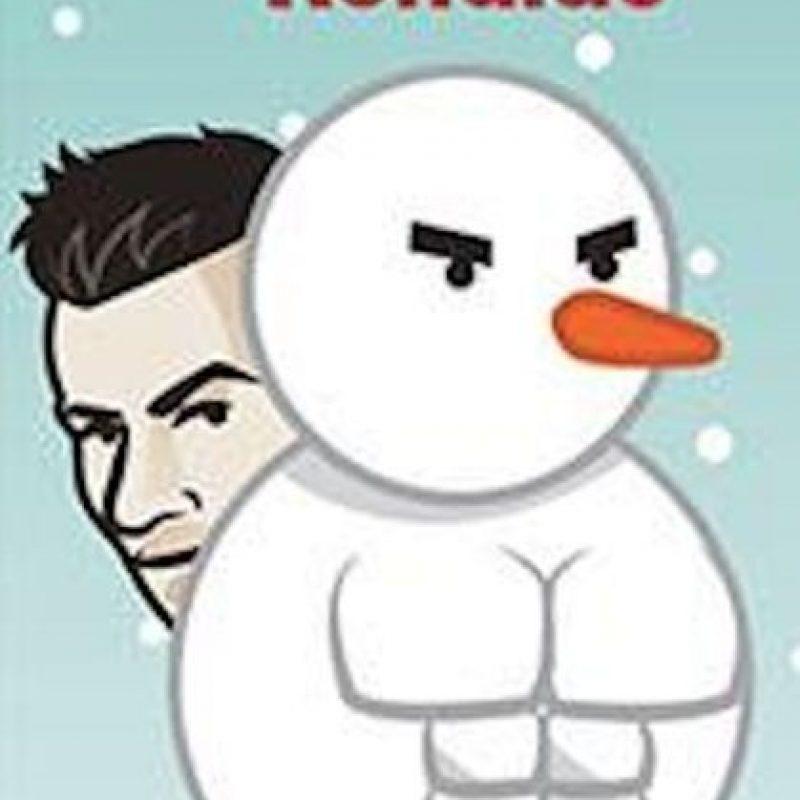 Cristiano Ronaldo, jugador del Real Madrid. Foto:facebook.com/Justtoonit