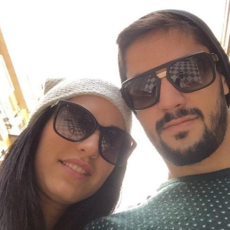 Isco se encuentra con su familia en las festividades. Foto:instagram.com/iscoalarcon
