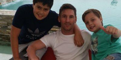Lionel Messi, jugador argentino del Barcelona. Foto:instagram.com/leomessi