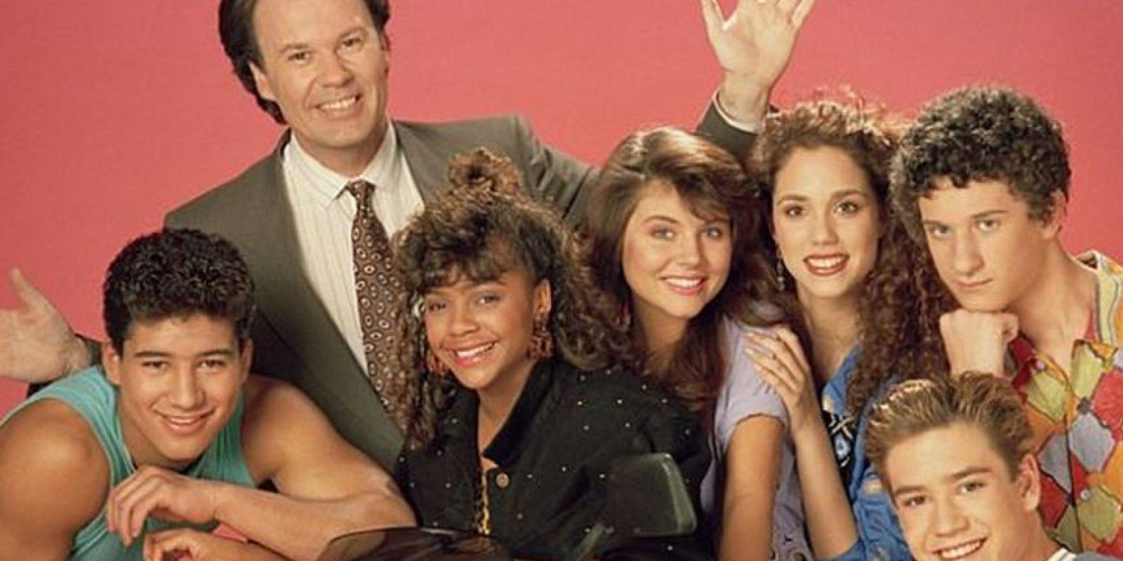 Lo conocimos en la década de los 90 Foto:NBC