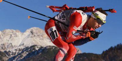 El noruego Ole Einar Bjoerndalen ganó dos medallas en Sochi 2014, que lo hicieron el atleta más ganador de los Juegos Olímpicos de Invierno al sumar 13 metales Foto:Getty