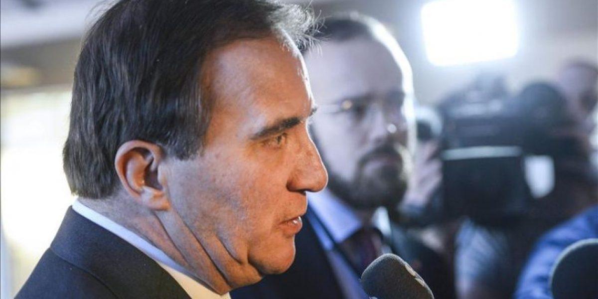 El gobierno sueco pacta con el centroderecha y no adelantará las elecciones