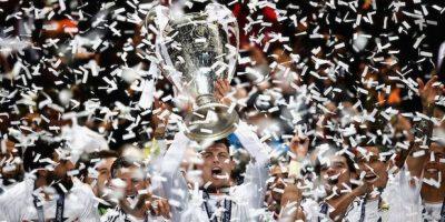 Real Madrid ganó la ansiada Décima Champions League de su historia Foto:Getty