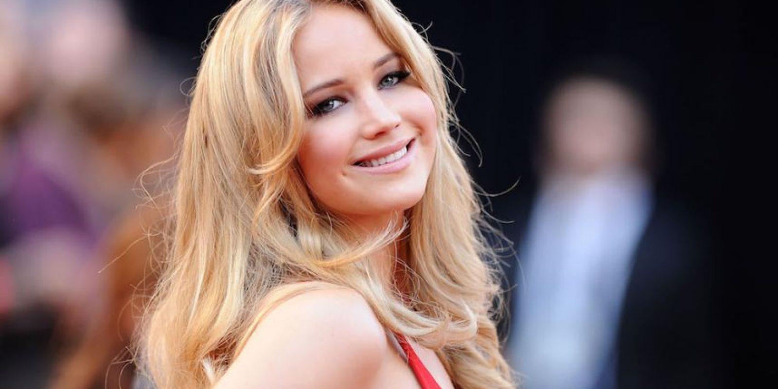 1- Jennifer Lawrence (mil 400 millones de dólares). Foto:Getty Images