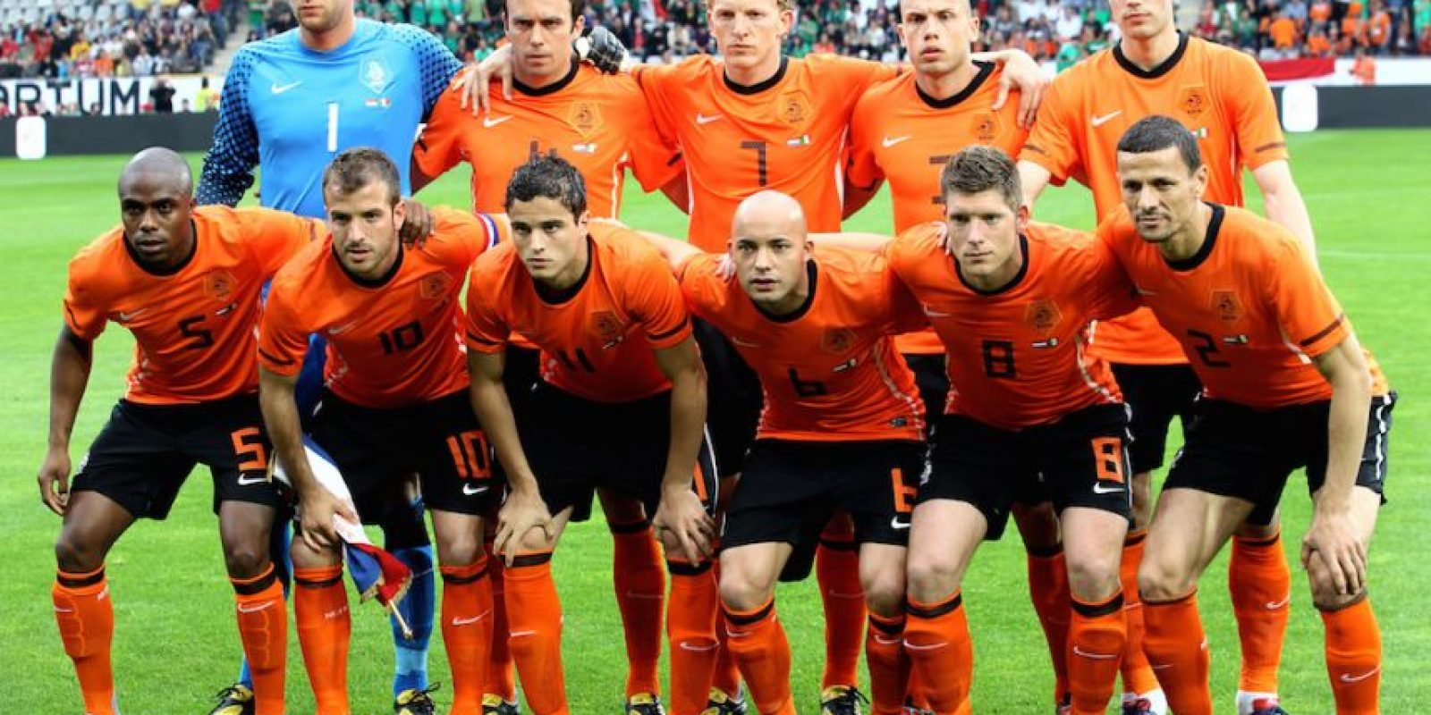 De Zeeuw fue mundialista con Holanda en 2010. Foto:Getty Images